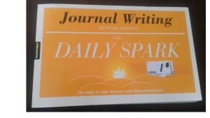 Daily Spark: Journal Writing