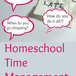 Q&A: Homeschool Time Management