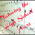 Q&A: Planning the High School Years