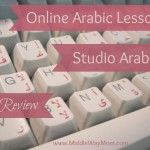 Online Arabic Lessons: Studio Arabiya {Product Review}