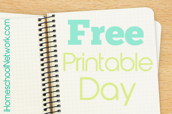 iHN Free Printable Day