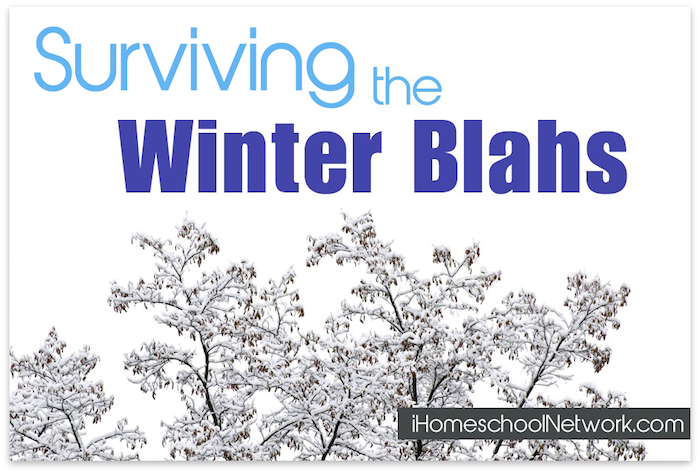 Surviving the Winter Blahs