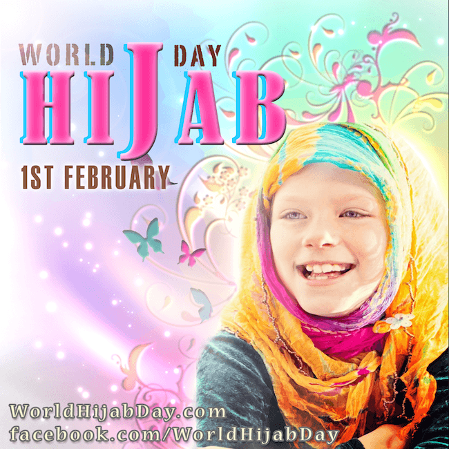 3 Reasons to Join in World Hijab Day! - www.MiddleWayMom.com