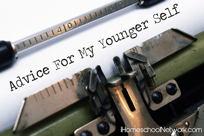 iHN Advice for my younger self Blog Hop