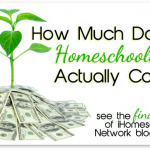 The Cost of Homeschooling 9th Grade