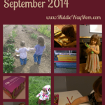 Homeschool Wrap-Up – September 2014