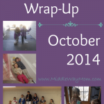 New phonics program, field trips, and no TV – Homeschool Wrap-Up Oct 2014