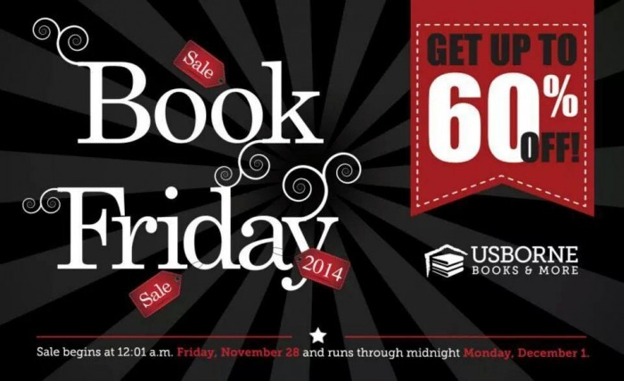 The BEST books for kids at the BEST prices of the year! Don't miss this Black Friday and Cyber Monday sale!