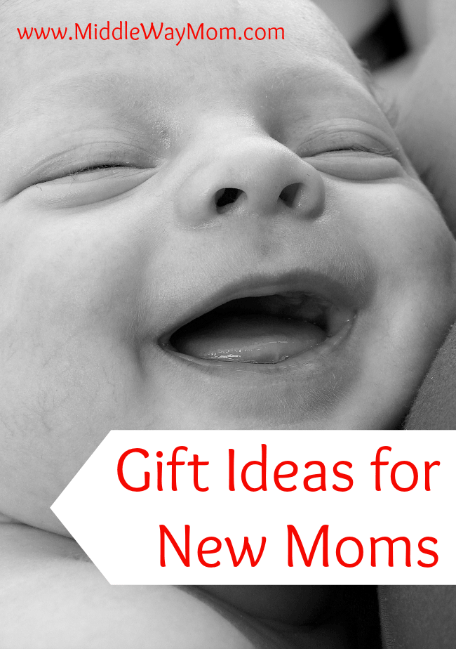 Looking for gifts for new moms? Whether it's their first or eighth, these essential <script srcset=