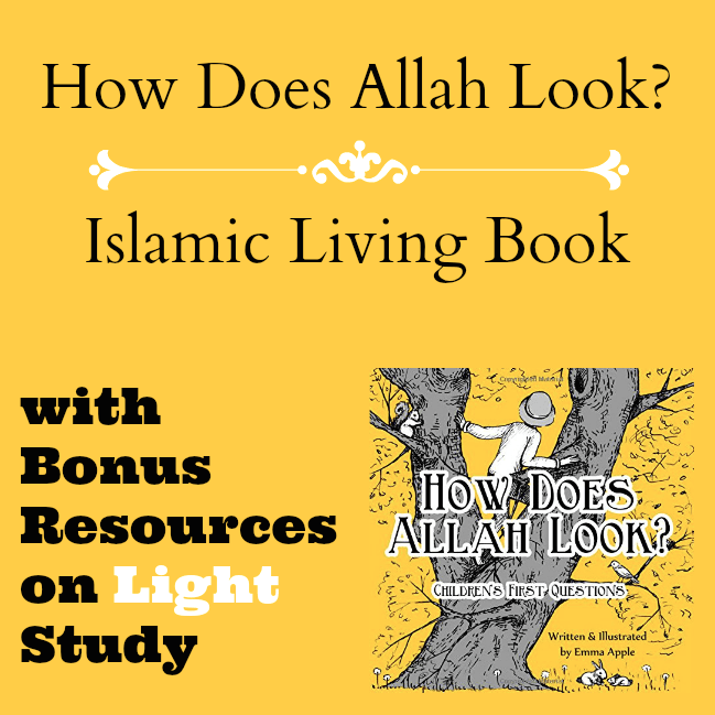 I found what may be the only Islamic living book series available! Learn more about the Children's First Questions series, and bonus learning resources.