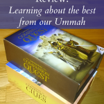 Learn about the best of our ummah with a fun game: Companion Collection! Great Eid gift!