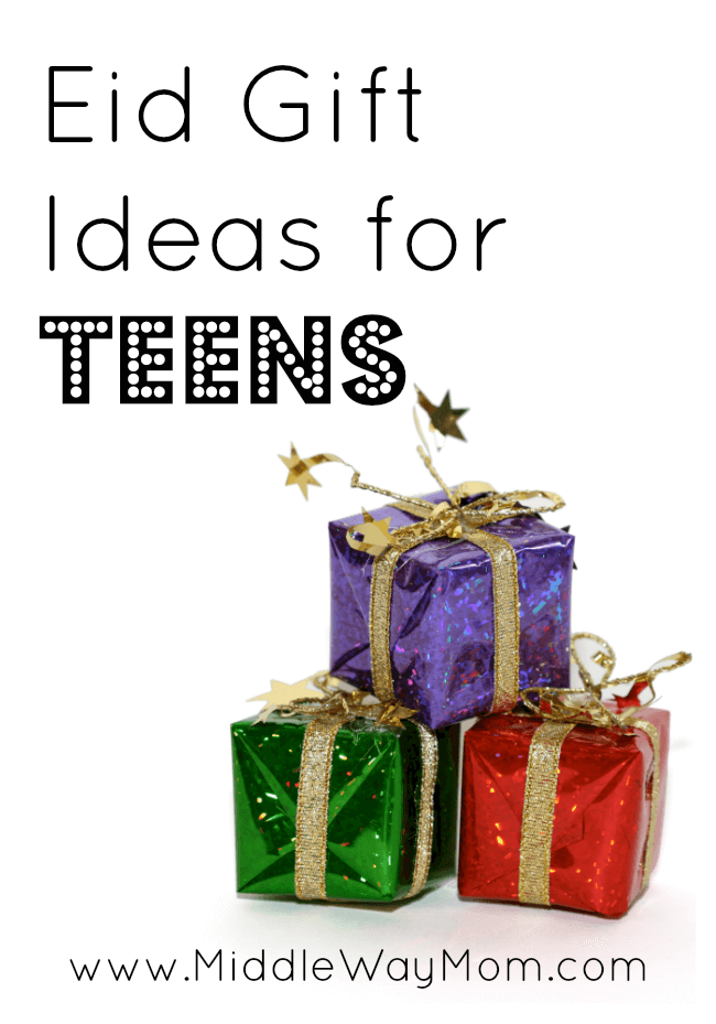 Not sure what to get your teen for Eid? Start with these ideas! You're sure to find something!