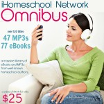 One week only! Omnibus sale with over 120 resources for homeschool moms and students!