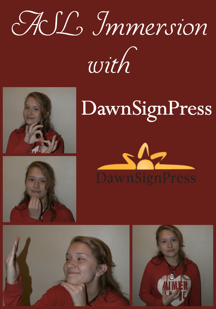 ASL Immersion Resource with DawnSignPress - Great resource for the deaf <script srcset=