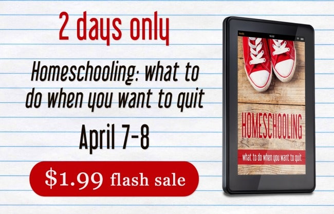 Flash Sale Quitting Book