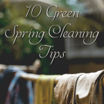 10 Green Spring Cleaning Tips
