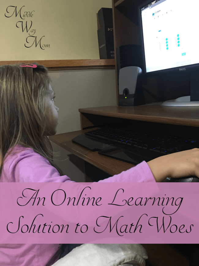 We needed some math help to bring joy back into our routine. I'm hesitant to use online learning, but found it to be a great tool!