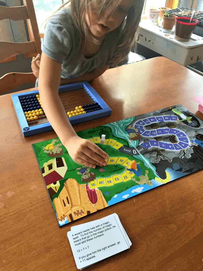 How do you teach negative numbers? With a board game! Quick to learn, fun to play. Read on to hear more about the value of using games as a learning tool!