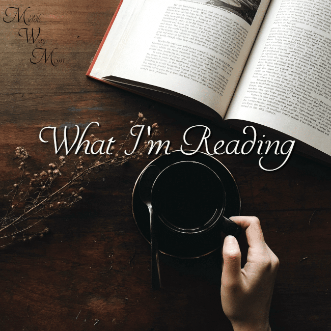 Love to read? Let's share what we're reading! I have a fiction, parenting, homeschool, and two Islamic books I'm currently rotating through. What's on your Kindle?