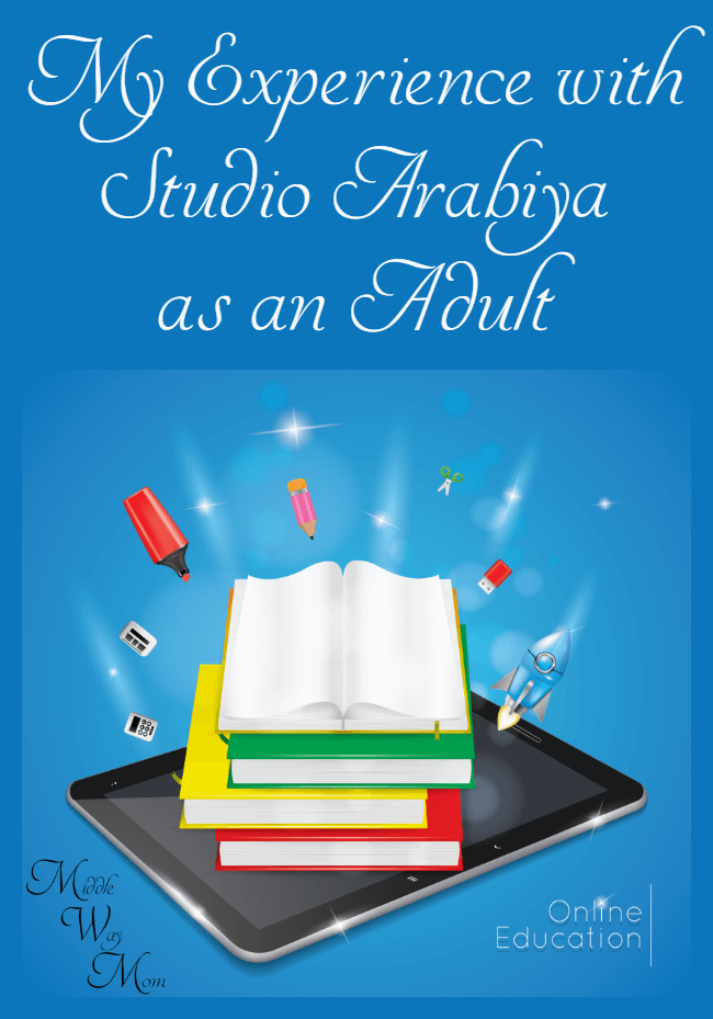 Online Arabic learning for adults - my experience with Studio Arabiya