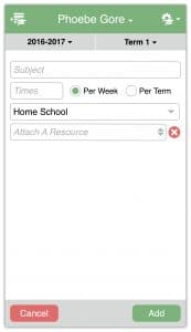 Flexible School Schedule - Charlotte Mason planning made easy!