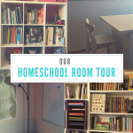 A Tour of Our Homeschool Room