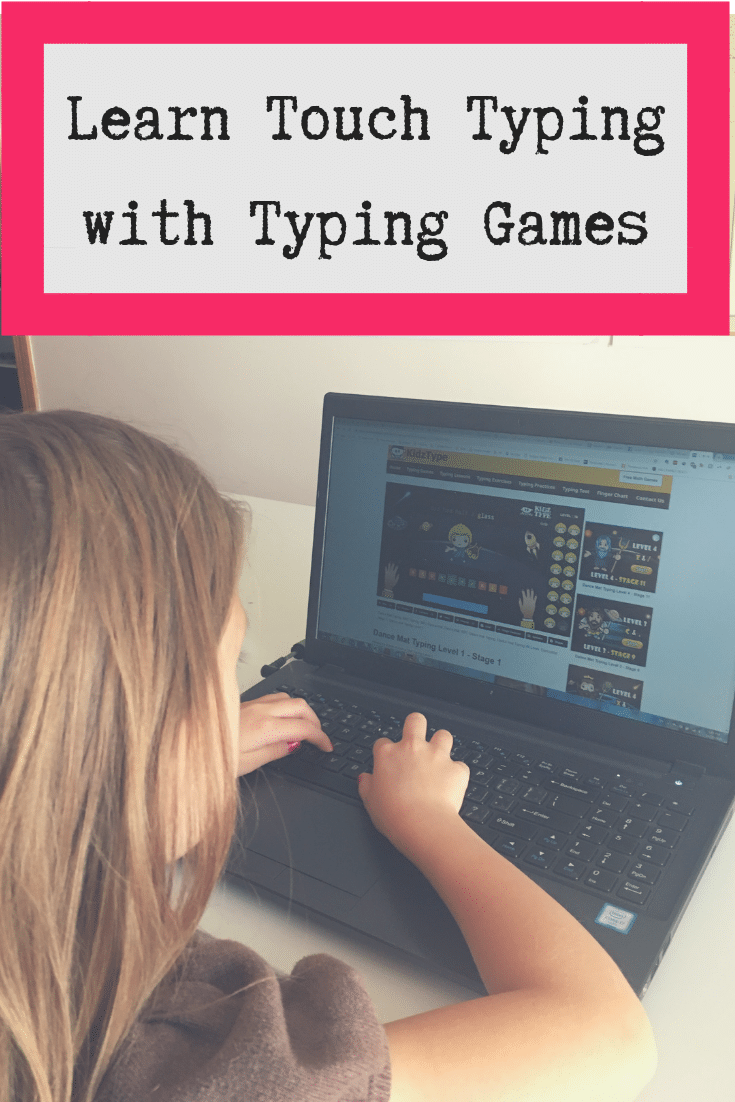 Help kids learn the proper way to type from the very beginning with typing games!