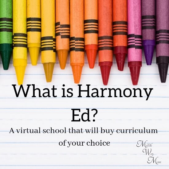 What is Harmony Ed?