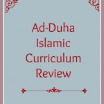 Ad Duha Islamic Curriculum Review