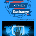 Considering Foreign Exchange - www.MiddleWayMom.com
