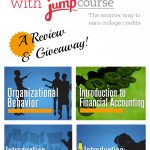 Online CLEP Prep with JumpCourse.com - www.MiddleWayMom.com