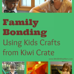 What activities do you do for family bonding? Can everyone take part? Read how we have used Kiwi Crate to make special moments for siblings!