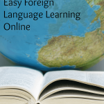 Language learning online that goes with you! On your desktop, tablet, or smartphone, you can learn new languages wherever! - www.MiddleWayMom.com