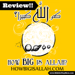 The new best-selling book, How Big is Allah? is out, and my family is in love with it! Stop by to learn more about it, and enter a giveaway! - www.MiddleWayMom.com