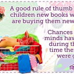 The BEST books for kids at the BEST prices of the year! Buy them what they will love, and benefit from!