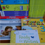 Our preschool and totschool curriculum and book lists