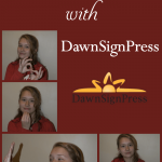 ASL Immersion Resource with DawnSignPress - Great resource for the deaf and hearing communities alike!