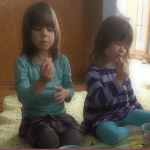 A typical day in our relaxed Kindergarten homeschool