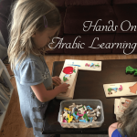 Hands-on Arabic learning with fun and sturdy puzzles!